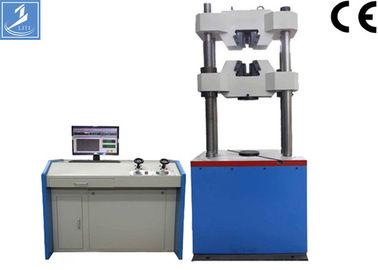 Машины испытания 1000KN компьютера резиновые растяжимые с мотором сервопривода Panasonic/дисплеем ПК